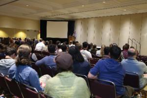 Gary Deschutes speaking at KombuchaKon 2016