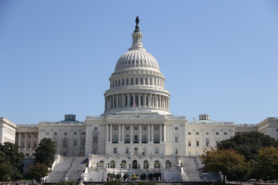 image of the capitol bldg in washington dc