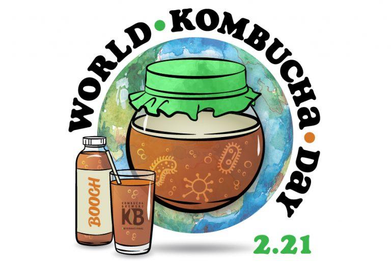 World Kombucha Day