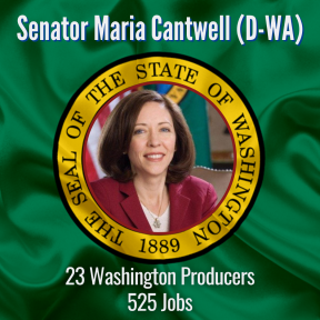 Cantwell Cosponsor Lobbying Page 2021