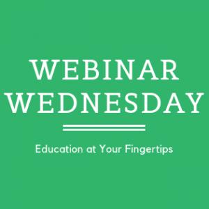 Webinar-Wednesday
